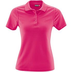 Maier Sports Ulrike Shortsleeve Shirt Women pink